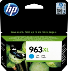 HP 963 XL CYAN INK (1600PG)