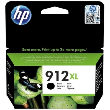 HP 912 XL BLACK INK (825PG)