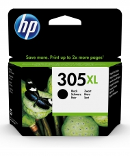 HP 305XL HIGH YIELD BLK INK