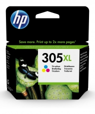 HP 305XL HIGH YIELD COLOUR INK