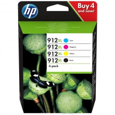 HP 912 XL MULTI PACK BCMY