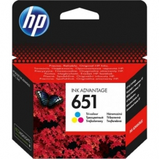 HP 651 CLR INK