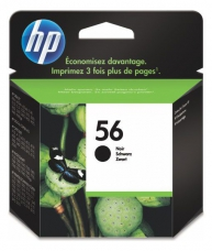 HP 56 BLK INK