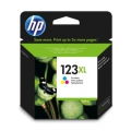HP 123 XL CLR INK